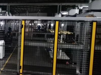 2米高车间隔离网厂家