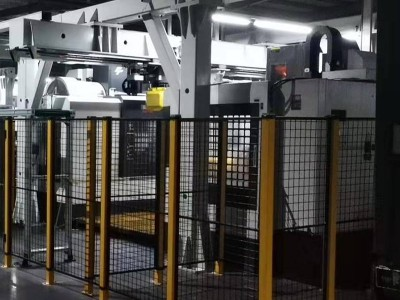 机械手安全防护栏厂家