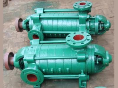长沙水泵厂生产MD25-50*5耐磨卧式多级离心泵