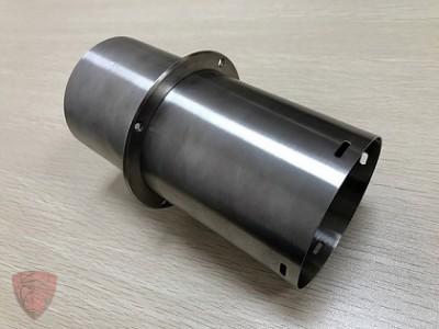 罡正供应不锈钢手动榨汁机配件 食品级不锈钢管件