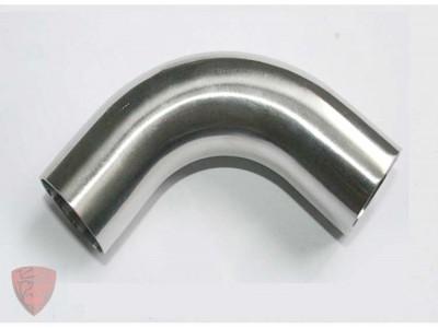 304 316不锈钢弯头 罡正不锈钢卫生管定制