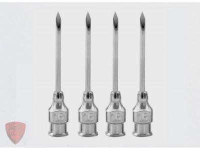 不锈钢针头 医用不锈钢管件 罡正精密不锈钢管厂家