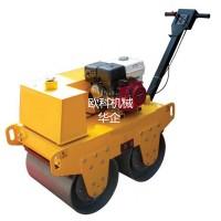 手扶式双钢单轮压路机 手扶式1吨压路机