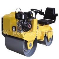 座驾式压路机动压实公路压路机柴油振动压土机