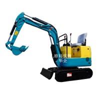 农用果园小挖机园林果园微型小挖机1吨小型挖掘机
