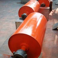 电力专用永磁滚筒强磁滚筒旋转式永磁滚筒
