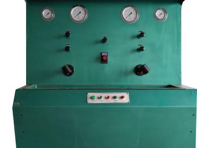 煤矿用阀柱试验台新型三用阀试验台 单体液压支柱试验台