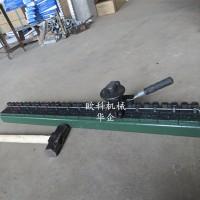 KJ1000强力皮带钉扣机输送带接头锤砸钉扣机