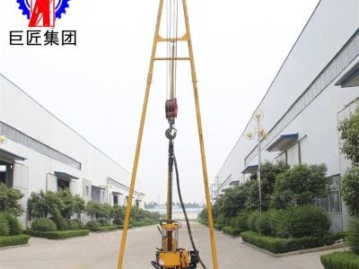 华夏巨匠供应深水井钻机200米全自动液压打井机厂家直销