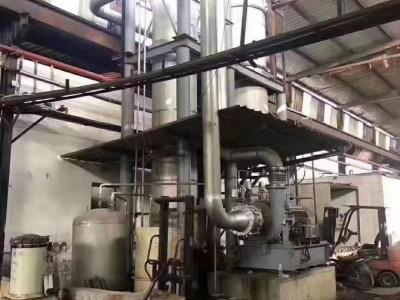 回收二手濃縮蒸發器 三效降膜蒸發器型號不限