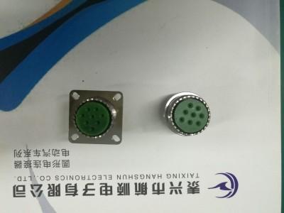 GJB599I系列航空插头