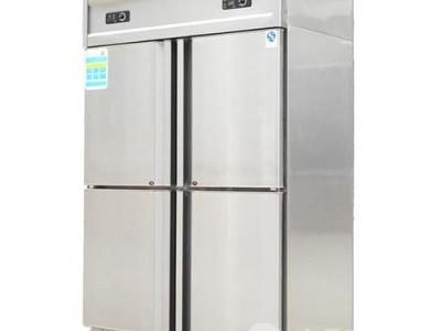 安康厨房四门冰箱