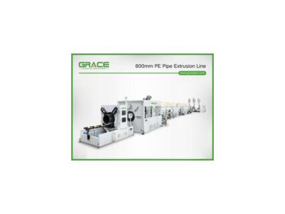 供应:HDPE管材挤出生产线