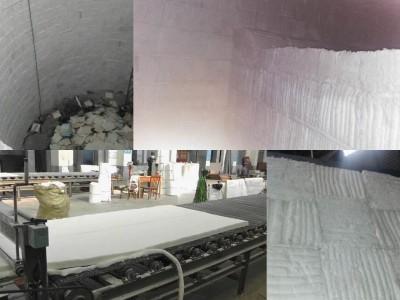 井式均热炉及炉盖硅酸铝纤维模块陶瓷纤维模块