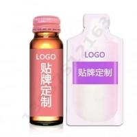 50ml益生元蜂胎肽飲品代加工 益生菌飲品OEM上海藥企集團
