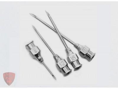 不锈钢注射针头 罡正不锈钢毛细管定制