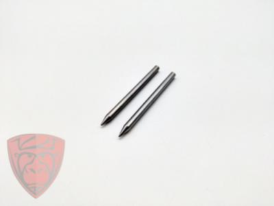 烤箱微波爐不銹鋼溫度傳感器管件  罡正不銹鋼精密管定制