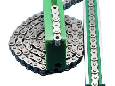 鑫优利特生产超高分子量聚乙烯链条导向件12B-1链条导轨订制