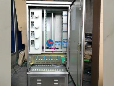 720芯不銹鋼光纜交接箱規格尺寸圖文