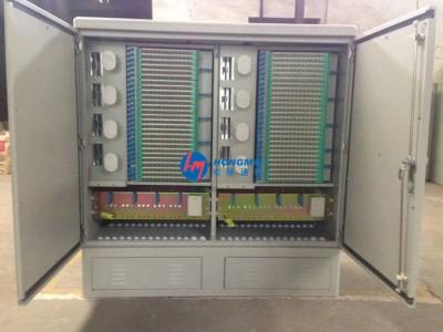 不锈钢1152芯光缆交接箱(常规款)