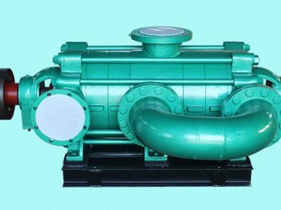 矿用自评衡卧式多级离心泵DP280-43*5