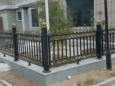 姜堰铸铝围栏铝艺大门护栏楼梯防盗护窗工程厂家