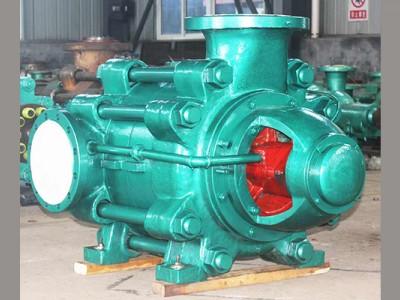 D450-60*6卧式多级离心泵型号说明