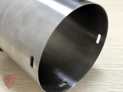 304不锈钢榨汁机配件 佛山罡正不锈钢精密管厂家