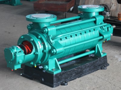 DG85-67*7卧式锅炉泵介质;不含固体颗粒的清水泵
