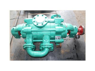 矿用自评衡卧式多级离心泵MDP46-50*6