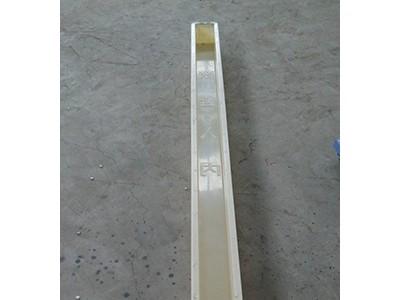 路防護欄立柱模具 鋼絲網立柱模具 混泥土水泥預制品塑料模具