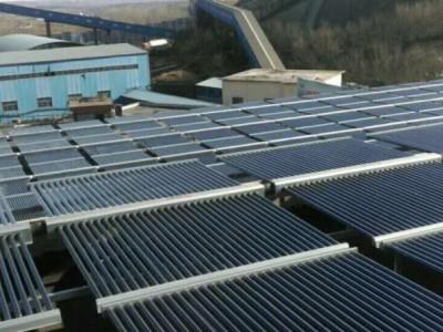 河北造纸厂太阳能热工程