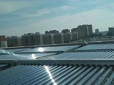 河北食品厂太阳能热水工程
