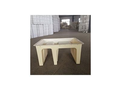 U型槽排水槽排水溝水泥預制塑料模具100*20*16公分