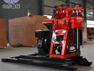 130型钻井机厂家直销 HZ-130YY移机型打井机