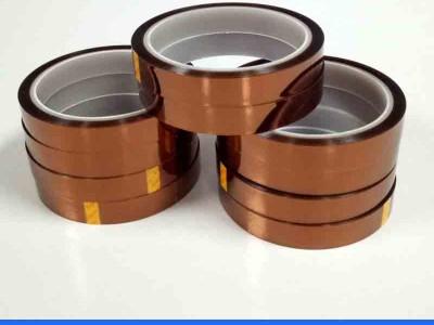 浪淘沙茶色高温胶带直供 防焊保护专用耐高温