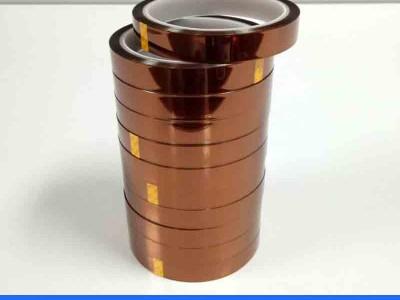 浪淘沙茶色高温胶带 低静电茶色耐高温胶带直供