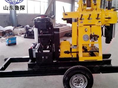 XYX-200轮式液压地质勘探钻机