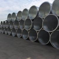 波纹管涵钢波纹管涵 金属波纹管涵厂家供应