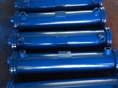 大面积换热的GLL-120冷却器a