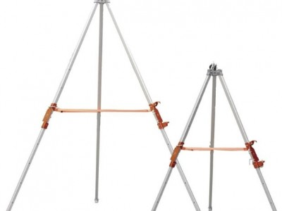 铝合金救援三脚架有限空间作业防护