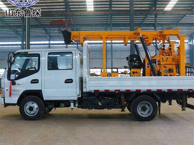 XYC-200车载式液压岩芯钻机 200型岩心钻机价格