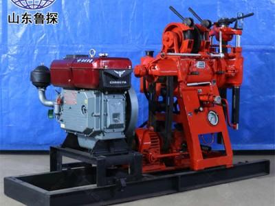 百米勘察钻机厂家 XY-100液压岩芯钻机