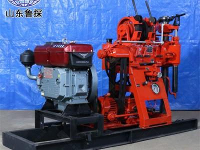 XY-150液压岩芯钻机 150型钻探机价格