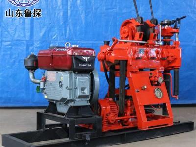XY-1B地质勘探钻机 180型钻探机打爆破孔速度快