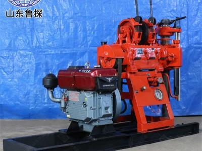 XY-200液压岩芯钻机 200型勘探钻机