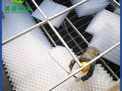 東營尾礦處理斜管填料安裝優質服務