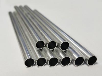 无缝挤压铝圆管6063T5/6061T6圆管铝型材