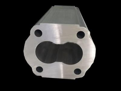 铝合金高压齿轮泵泵体2011、6063齿轮泵泵体