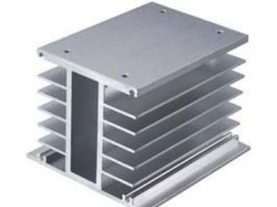 铝合金散热器片销售6063T5/6061T6电机外壳散热器
